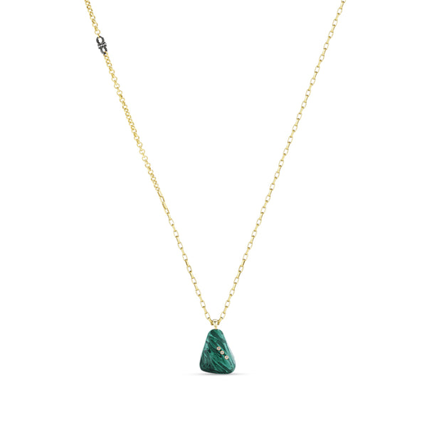 Paige Novick Gem Story Lapis Necklace