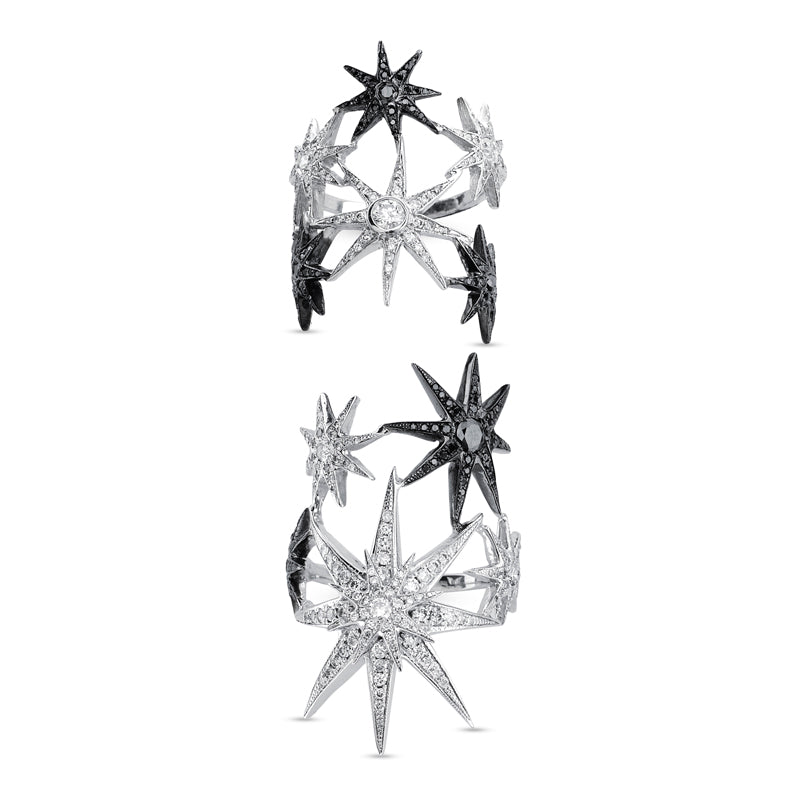 Colette Two-Piece Stars Ring