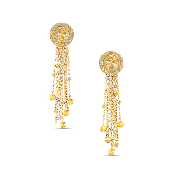 Sahara Fringe Earrings