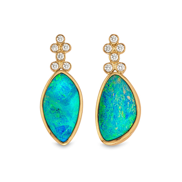 Katherine Jetter Classic Opal Earrings