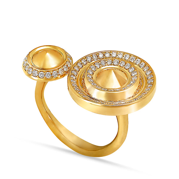 Sahara Sunrise Ring