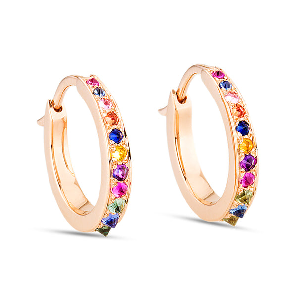 AnaKatarina New Hoops Yellow Diamonds