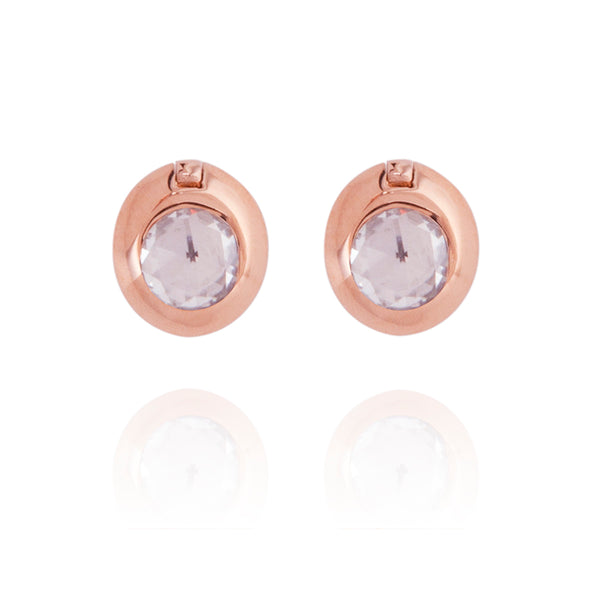 Swinging Round Diamond Studs