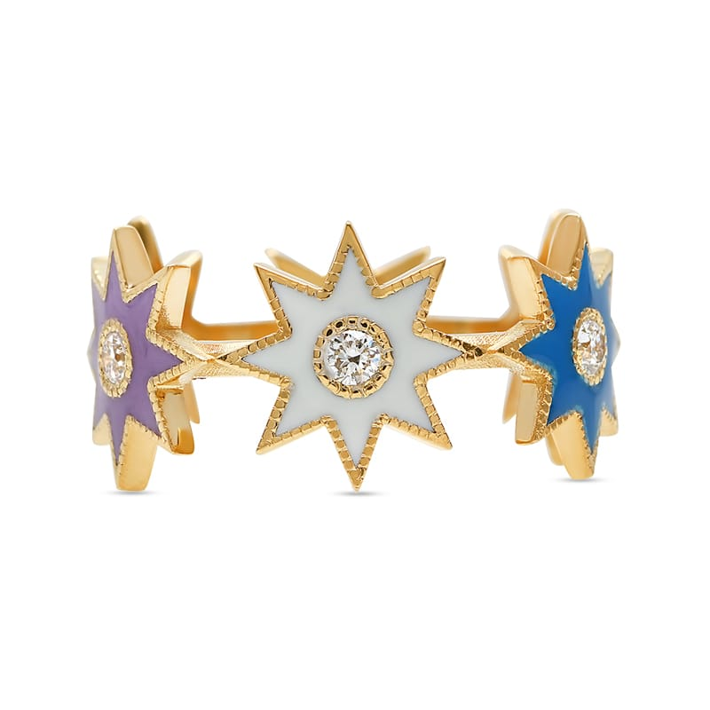 Colette Celestial Twinkle Star Ring