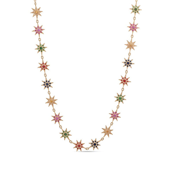 Colette Frosted Twinkle Star Studs