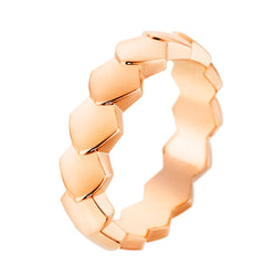 Rose Gold Python Ring