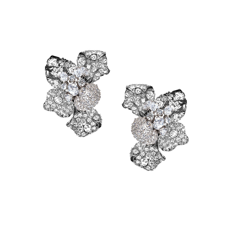 Lab-Grown Diamond Bloomingdale Earring