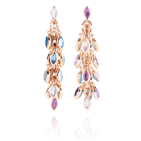 Swinging Short Earrings