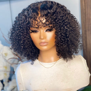 Black Friday Sale -180% Density Bob Wig-4days delivery