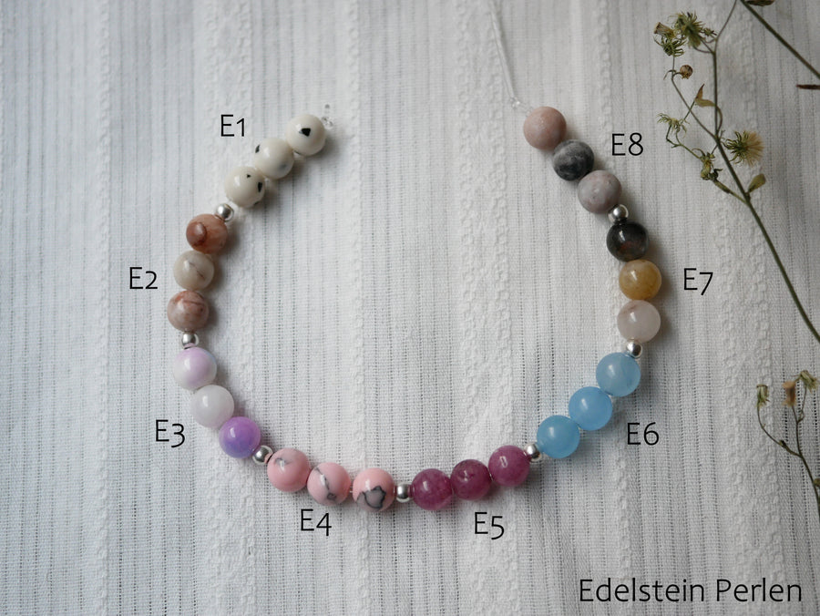 Armband Baby Edelstein