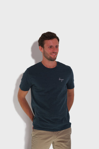 GLANG GOLF - LIFESTYLE. T-shirt Iconic STINGER - Heather Green