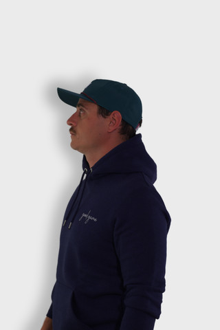 GLANG GOLF - LIFESTYLE. Jasper Cap Deep Green