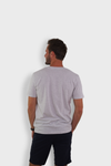 GLANG GOLF - LIFESTYLE. T-shirt Iconic HOLE IN ONE - Heather White