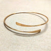 Fashion accessories jewelry easy geometry cuff bangle - AccessoryStyle