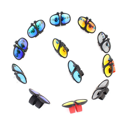 Slap Sunglasses Polarized Mirror Women Slappable Bracelet Sun Glasses for Men Wristband Fold Shades Oculos Colorful Fashion - AccessoryStyle