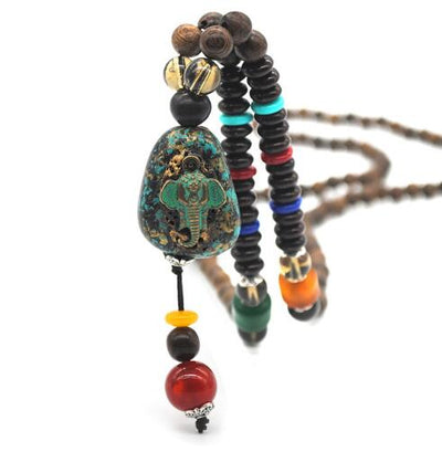 Handmade Nepal Necklace - AccessoryStyle