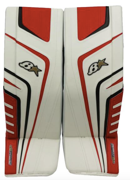 Brian's Optik 9.0 SR Goalie Pads