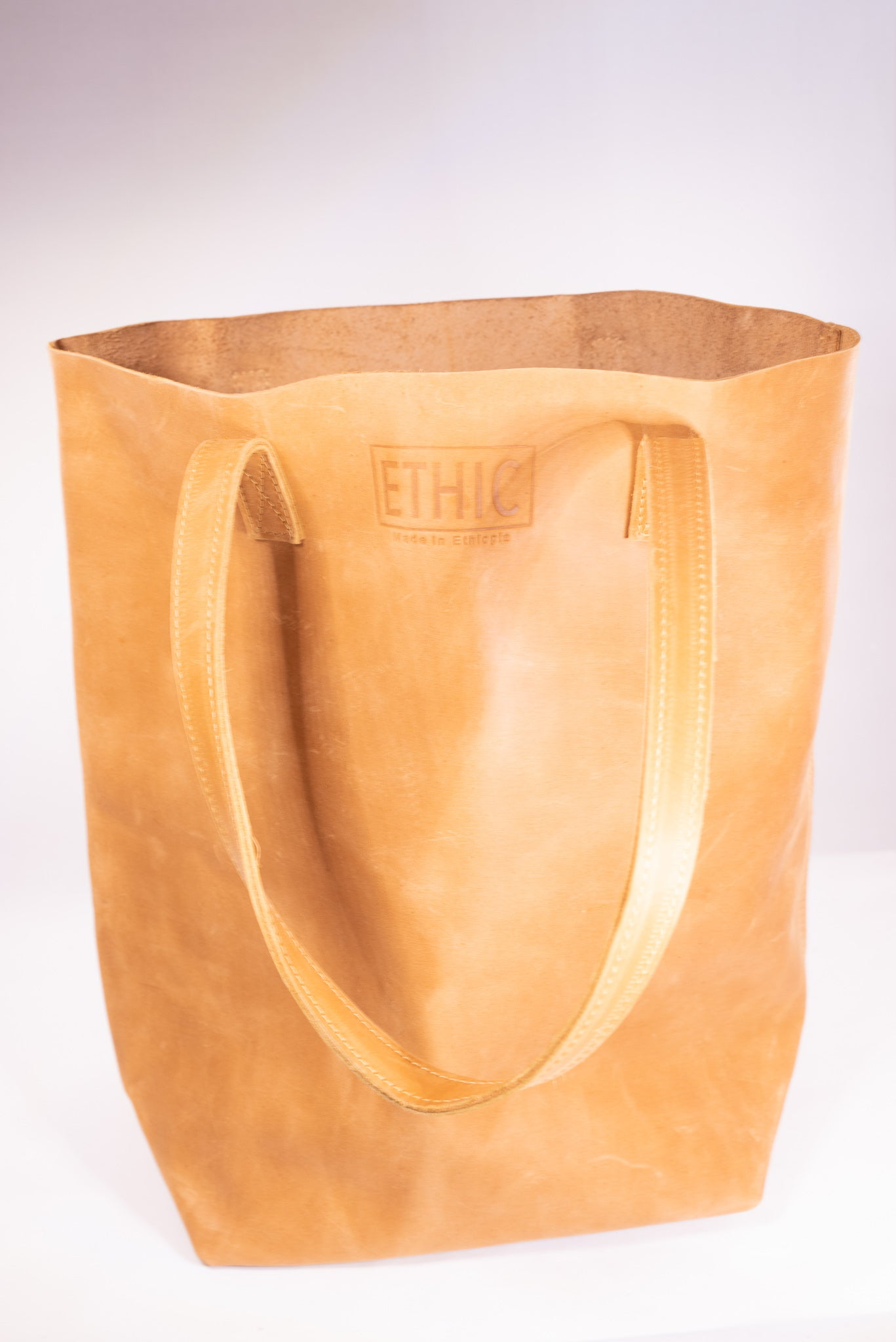 Ethic Leather Classic Tote