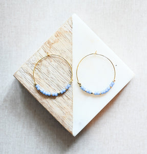 Morse Code Earrings | STRENGTH