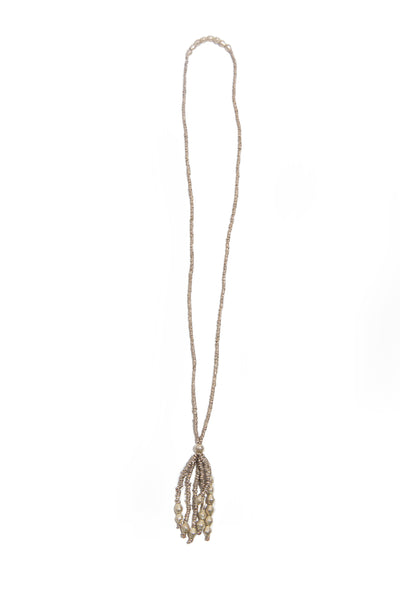 Ethiopia Tassel Necklace