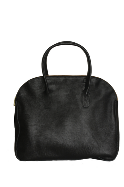 Ethic Leather Bowling Tote
