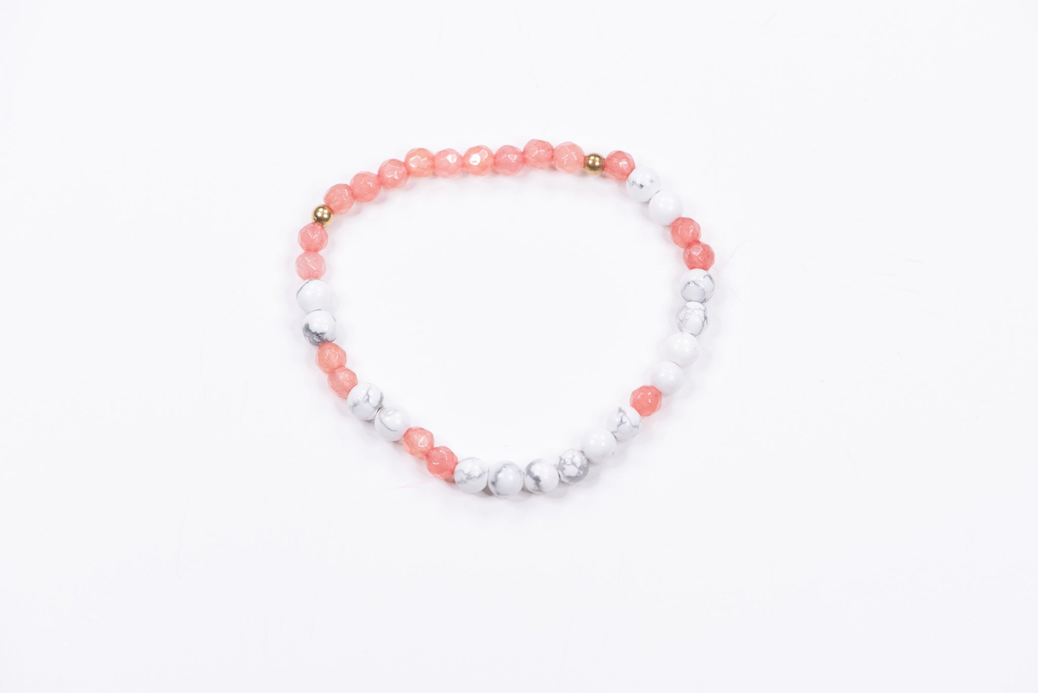 Morse Code Bracelet | Flower Girl MINI