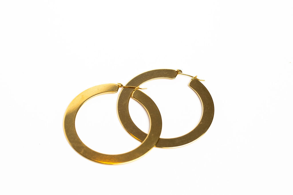 Jenny Hoop Earrings