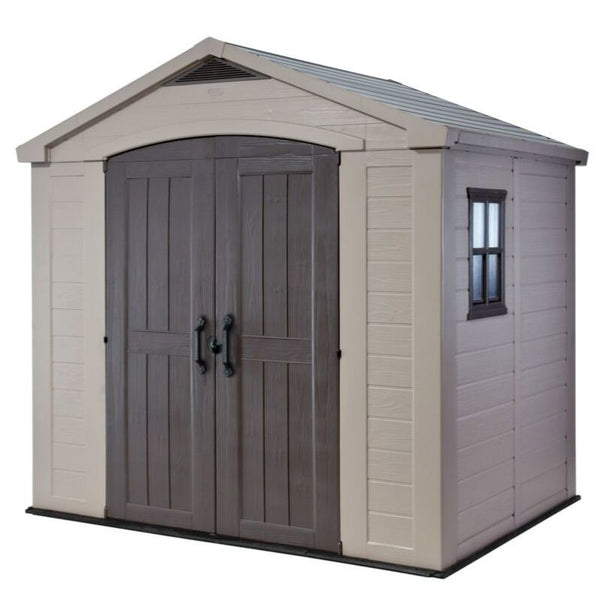 Factor 8x6ft Shed