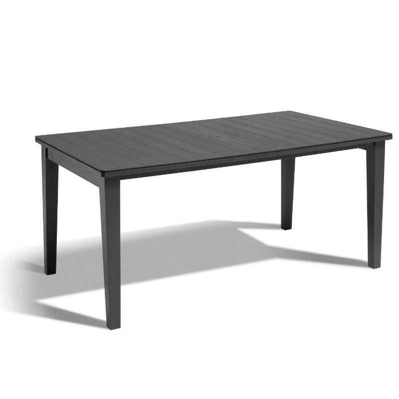 Futura Dining Table - Graphite