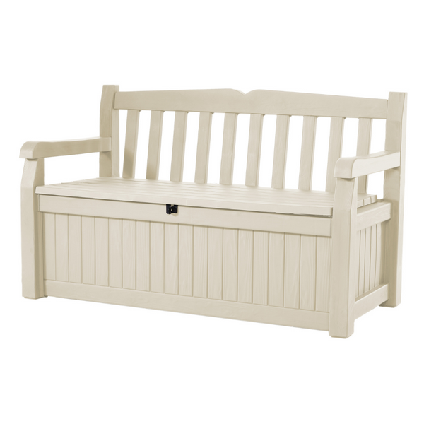 Eden Bench Box - Beige