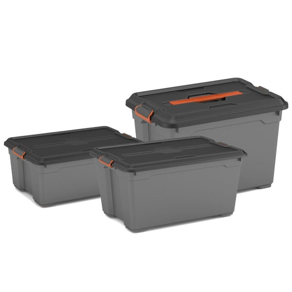 Heavy Duty Garage Storage Set