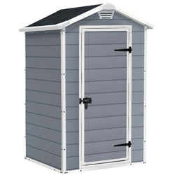 Manor 4x3ft Shed