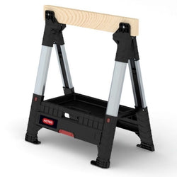 Lumberjack Adjustable Sawhorse