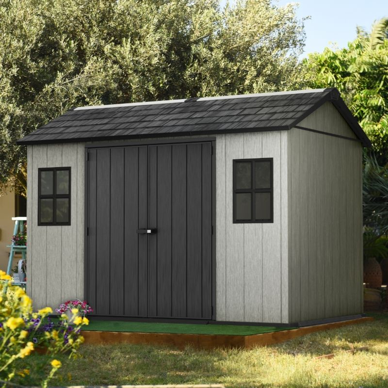 Oakland 11x7ft Shed