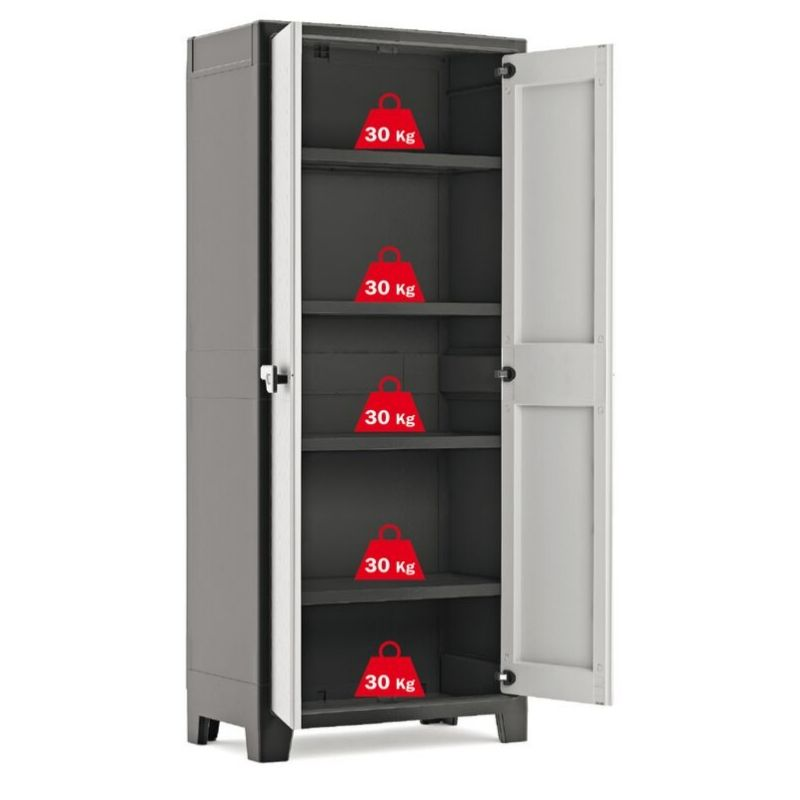 Titan Tall Indoor Cabinet