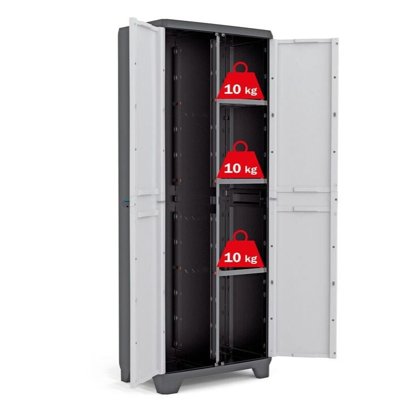 Linear Indoor Utility Cabinet