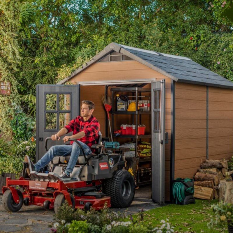 Newton 7x11ft Shed