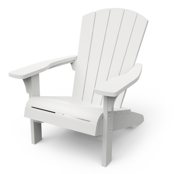 Troy Adirondack Chair - White *PREORDER