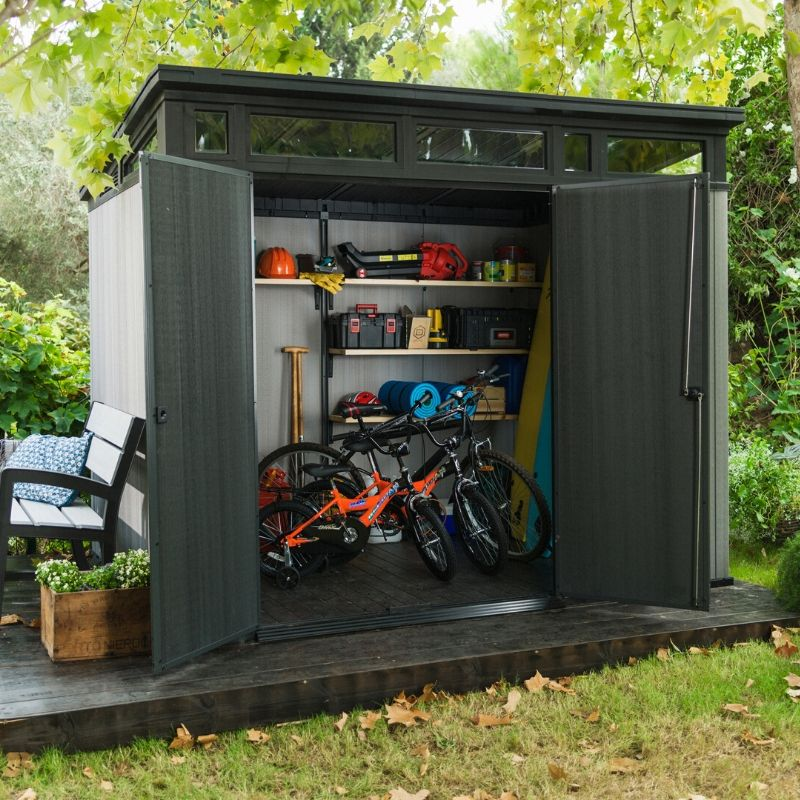 Artisan 9x7ft Shed