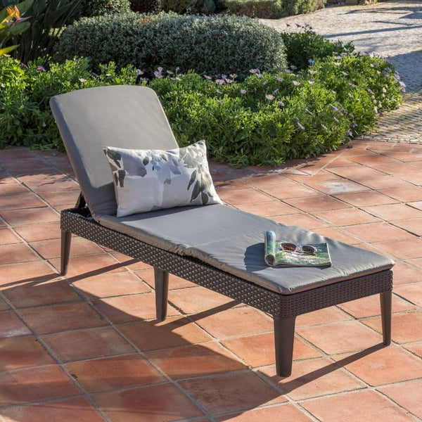 Jaipur Lounger Set of 2 with Cushions