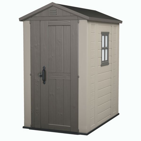Factor 4x6ft Shed