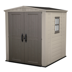 Factor 6x6ft Shed
