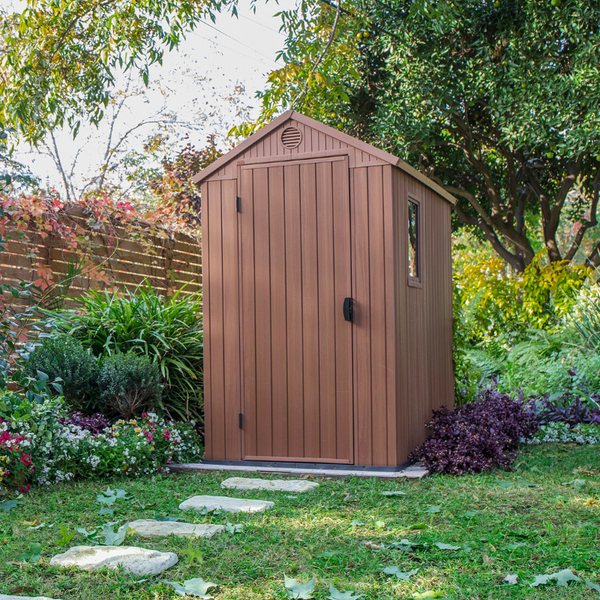 Darwin Shed - Brown *PREORDER