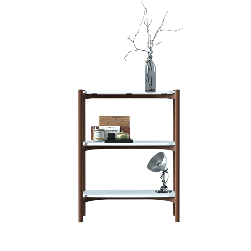 Modular Indoor Shelving: 3-Tier