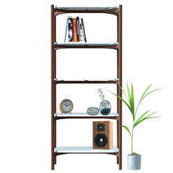 Modular Indoor Shelving: 5-Tier