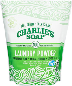 Charlie's Soap Laundry Powder (4659618578479)