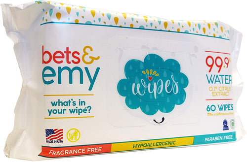 Bets & Emy Baby Wipes