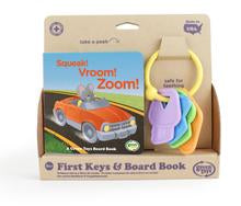 Green Toys First Keys & Board Book (4624896884783)