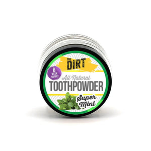 The Dirt Mineral Tooth Brushing Powder (4514162802735)