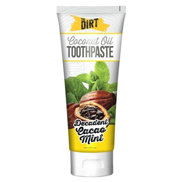 The Dirt Coconut Oil Toothpaste